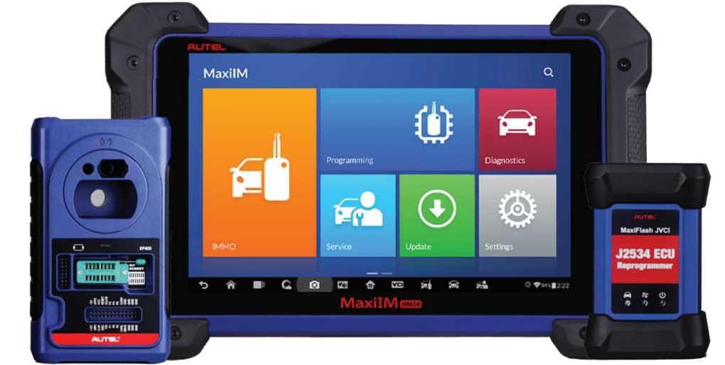 Autel MaxiIM IM608 Immobilizer & Key Programmer