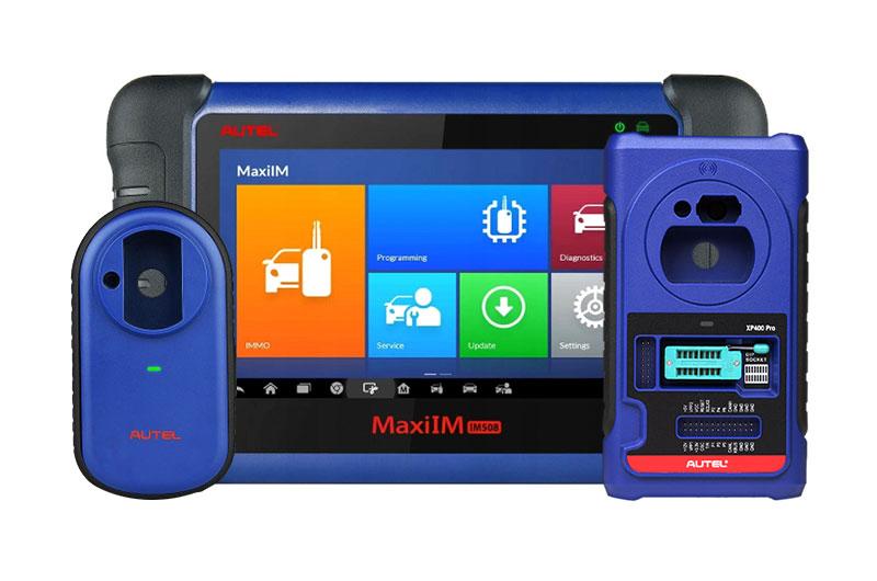 MaxiIM IM508 + XP400 Pro
